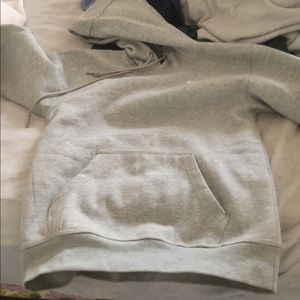 Grey nike sweater. Used